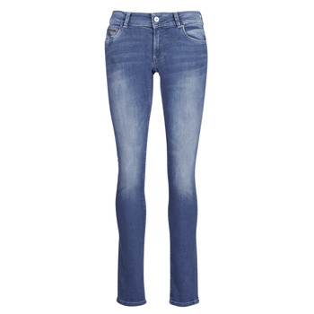 Clothing Women slim jeans Pepe jeans NEW BROOKE POWER FEX Blue