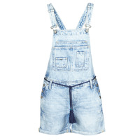 Clothing Women Jumpsuits / Dungarees Pepe jeans ABBY Blue