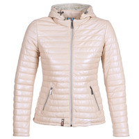 Clothing Women Duffel coats Oakwood POWER Pink / Iris