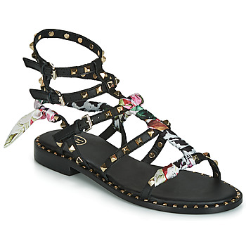 Shoes Women Sandals Ash PAX  black