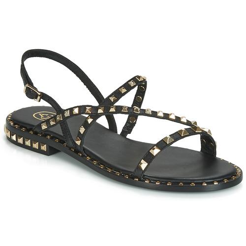 Shoes Women Sandals Ash PEACE  black