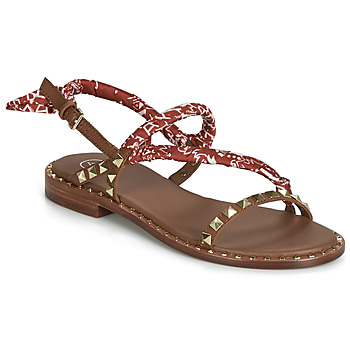 Shoes Women Sandals Ash PATTAYA Brown