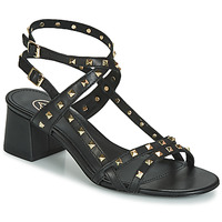 Shoes Women Sandals Ash IMAN  black