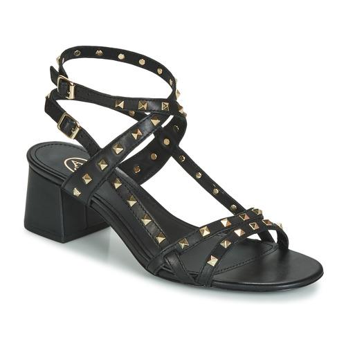 Shoes Women Sandals Ash IMAN  black
