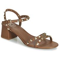 Shoes Women Sandals Ash IGGY Camel