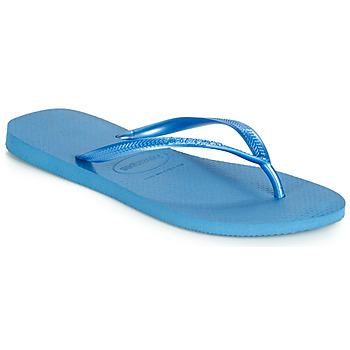 Shoes Women Flip flops Havaianas SLIM Navy