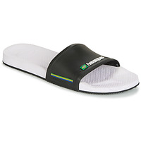 Shoes Men Sliders Havaianas SLIDE BRASIL White black