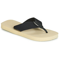 Shoes Men Flip flops Havaianas URBAN BASIC Beige