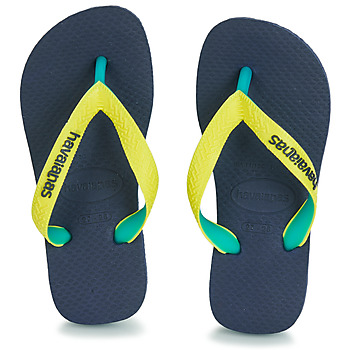 Shoes Flip flops Havaianas TOP MIX Yellow