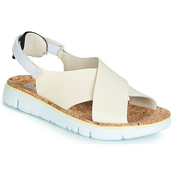 Shoes Women Sandals Camper ORUGA White