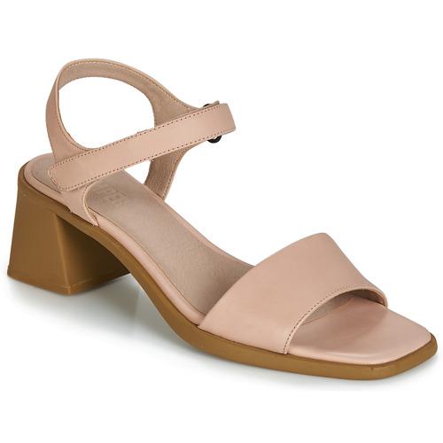 Shoes Women Sandals Camper KAROLINA Nude