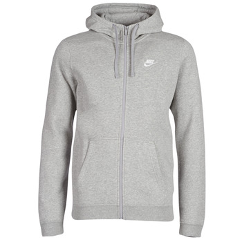 Clothing Men sweaters Nike MEN'S NIKE SPORTSWEAR HOODIE Grey