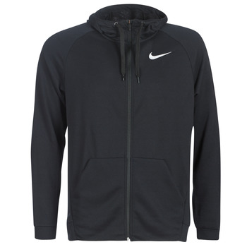 Clothing Men sweaters Nike MEN'S NIKE DRY TRAINING HOODIE Black
