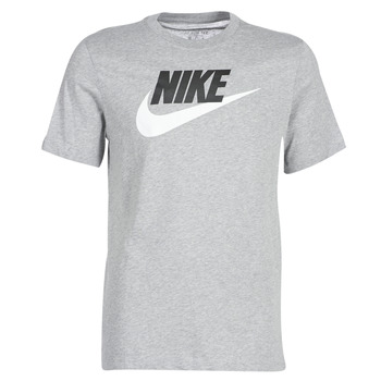 Clothing Men short-sleeved t-shirts Nike NIKE SPORTSWEAR Grey