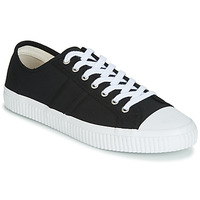 Shoes Men Low top trainers Jim Rickey TROPHY Black / White