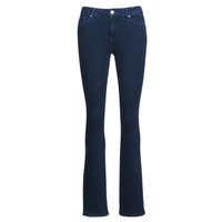 Clothing Women bootcut jeans Tommy Hilfiger VEGAS RW ASTRA Blue / Raw