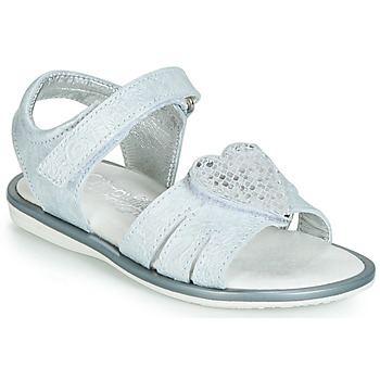 Shoes Girl Sandals Citrouille et Compagnie JAFILOUTE Grey