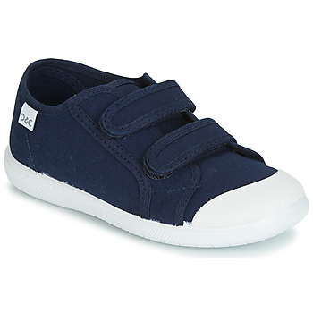 Shoes Children Low top trainers Citrouille et Compagnie JODIPADE Marine