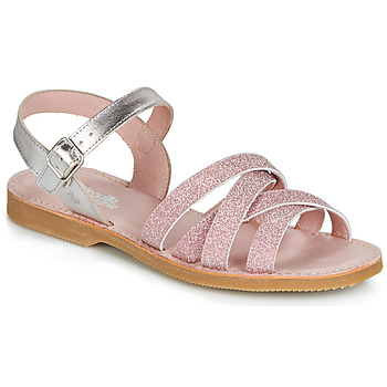 Shoes Girl Sandals Citrouille et Compagnie JARDINA Pink