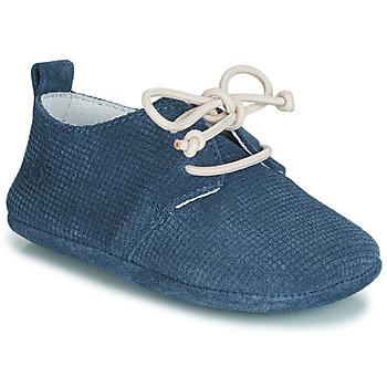 Shoes Boy Slippers Citrouille et Compagnie JATATA Blue