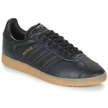 adidas  GAZELLE  women\'s Shoes (Trainers) in Black