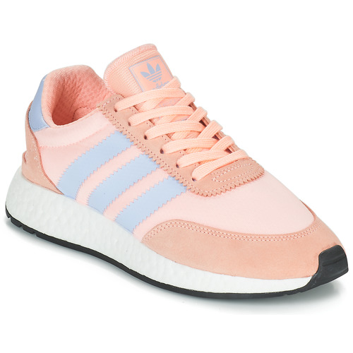 Shoes Women Low top trainers adidas Originals I-5923 W Pink