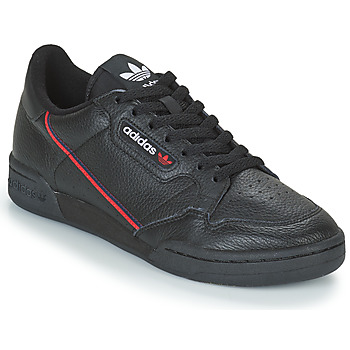 Shoes Men Low top trainers adidas Originals CONTINENTAL 80 Black