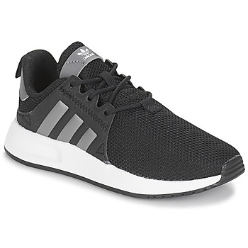 Shoes Boy Low top trainers adidas Originals X_PLR C Black