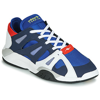 Shoes Men Low top trainers adidas Originals DIMENSION LO White / Blue