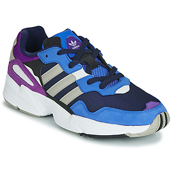 Shoes Men Low top trainers adidas Originals YUNG 96 Blue