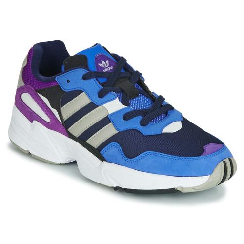Shoes Men Low top trainers adidas Originals YUNG 96 Blue