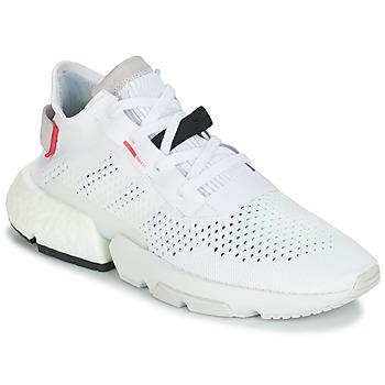 Shoes Men Low top trainers adidas Originals P.O.D White