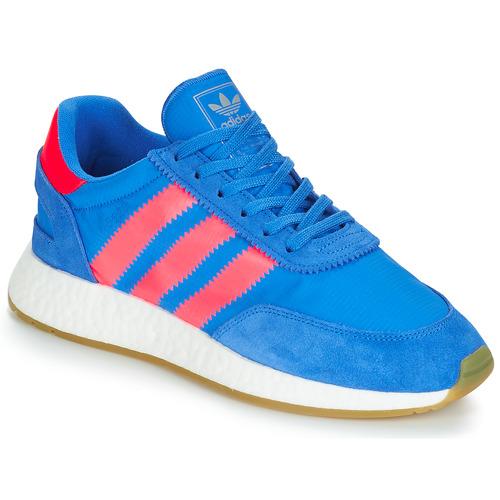 Shoes Men Low top trainers adidas Originals I-5923 Blue / Red