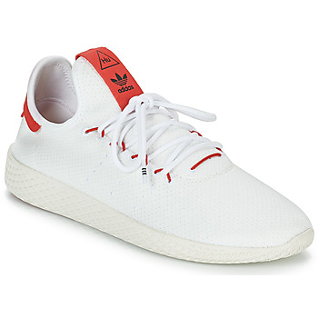 Shoes Low top trainers adidas Originals PW TENNIS HU White / Red