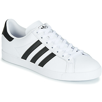 Shoes Low top trainers adidas Originals COAST STAR White / Black