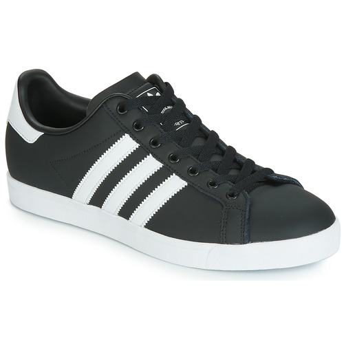 Shoes Low top trainers adidas Originals COAST STAR Black / White