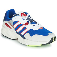 Shoes Men Low top trainers adidas Originals YUNG 96 White / Purple
