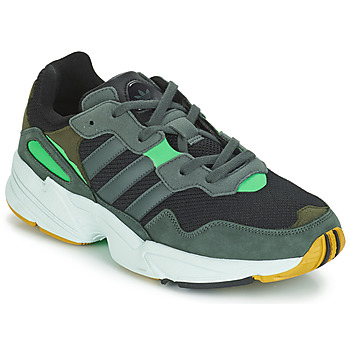 Shoes Men Low top trainers adidas Originals YUNG 96 Grey / Green