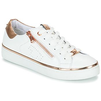 Shoes Women Low top trainers Tom Tailor 6992603-WHITE White
