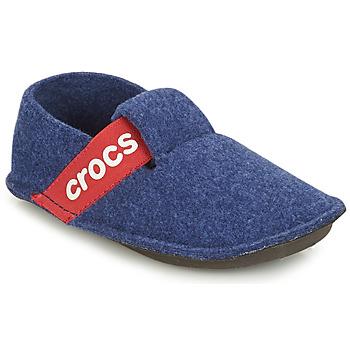 Shoes Children Slippers Crocs CLASSIC SLIPPER K Blue