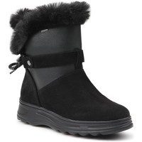 Shoes Women Mid boots Geox D Hosmos D84AUC-0222N-C0005 black