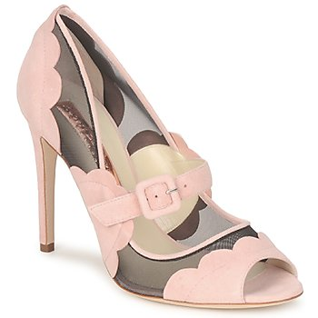 Shoes Women Heels Rupert Sanderson LINTIE Pink / Black