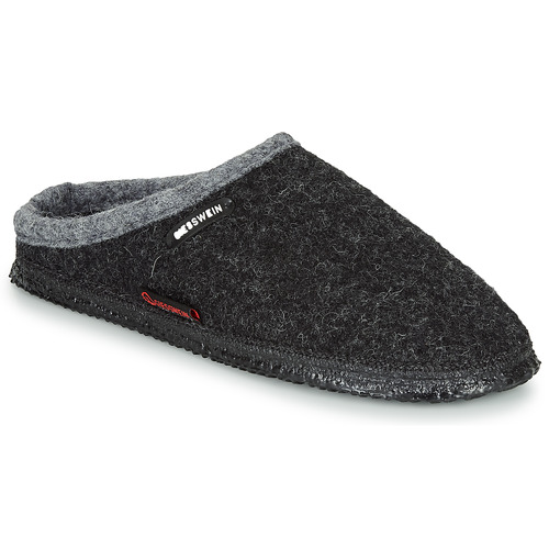 Shoes Men Slippers Giesswein DANHEIM ANTHRACITE
