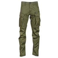 Clothing Men Cargo trousers G-Star Raw ROVIC ZIP 3D STRAIGHT TAPERED Kaki