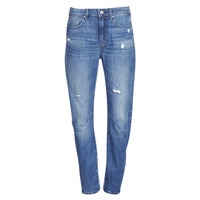 Clothing Women Boyfriend jeans G-Star Raw ARC 2.0 3D MID BOYFRIEND Blue / Light / Aged / Destroy