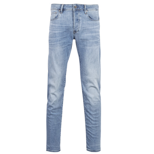 Clothing Men slim jeans G-Star Raw 3302 SLIM Blue / Indigo / Aged
