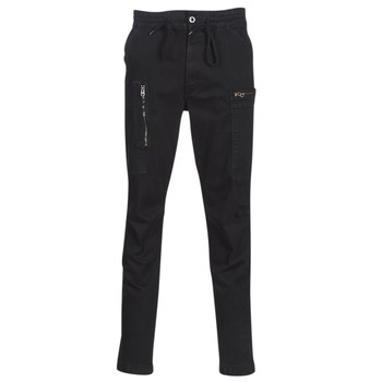 Clothing Men 5-pocket trousers G-Star Raw POWEL SLIM TRAINER Marine