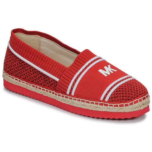 Shoes Women Espadrilles MICHAEL Michael Kors RAYA Red