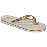 Shoes Women Flip flops MICHAEL Michael Kors MK FLIP FLOP STRIPE Cream