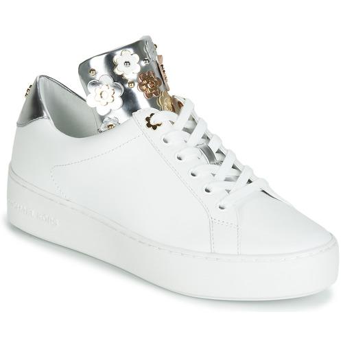 Shoes Women Low top trainers MICHAEL Michael Kors MINDY White